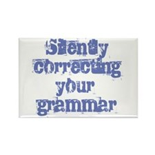 Your Grammar Rectangle Magnet (10 pack)