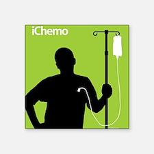 10 x 10 iChemo Green Sticker