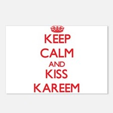 Keep Calm and Kiss Kareem Postcards (Package of 8)