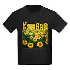 Kansas Sunflower Field T