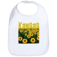 Kansas Sunflower Field Bib