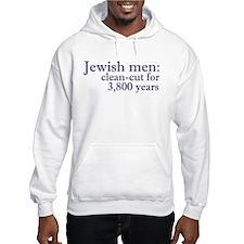 Jewish men: Hoodie