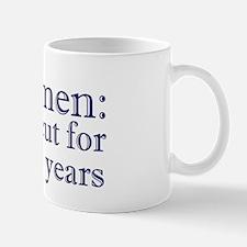Jewish men: Mug