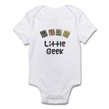 Little Geek Body Suit