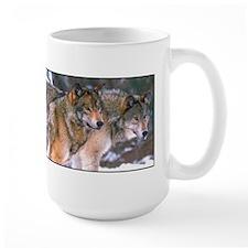 4 Wolves Mug