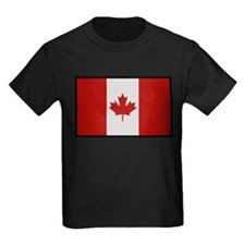 """Canada Flag"" T"