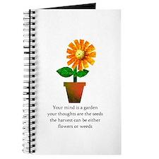 Spiritual Gardening Journal