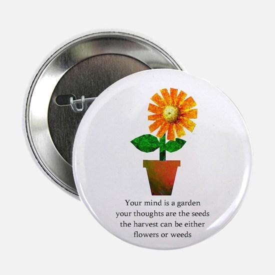 Spiritual Gardening Button
