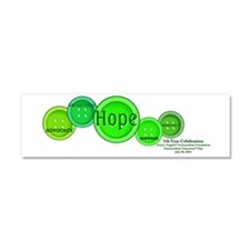 Avery's angels gastroschisis foundation Car Magnet 10 x 3