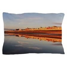 Blackpool North Shore Reflection Pillow Case
