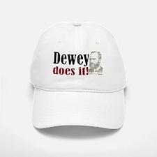 Dewey Does It! Baseball Baseball Cap