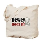 Dewey Does It! Tote Bag