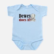 Dewey Does It! Infant Bodysuit