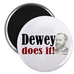 "Dewey Does It! 2.25"" Magnet (10 pack)"