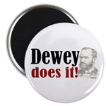 Dewey Does It! Magnet