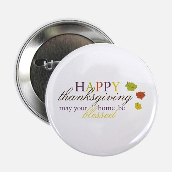 "Be Blessed 2.25"" Button"