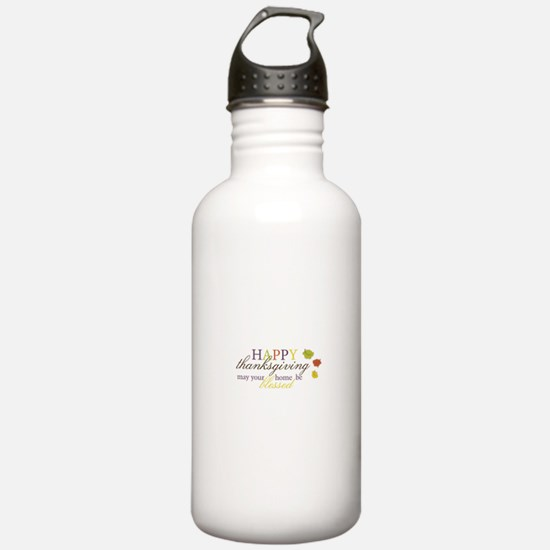Be Blessed Water Bottle