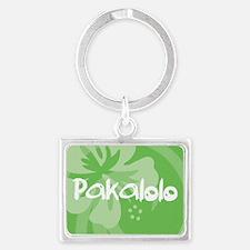 Pakalolo Landscape Keychain