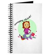 Scrappy Chick Journal