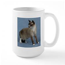 Snowshoe Cat Mug