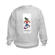 Awesome! Kids Sweatshirt