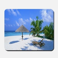 Beach Rest Mousepad