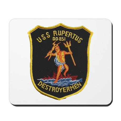 USS RUPERTUS Mousepad