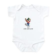 Jump Jump Jump Infant Bodysuit