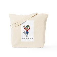 Jump Jump Jump Tote Bag