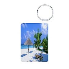 Beach Rest Keychains