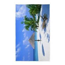 Beach Rest 3'x5' Area Rug