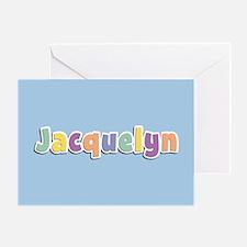 Jacquelyn Spring14 Greeting Card