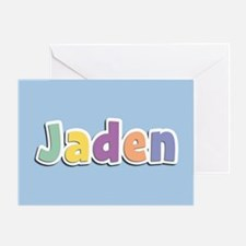 Jaden Spring14 Greeting Card