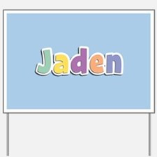 Jaden Spring14 Yard Sign