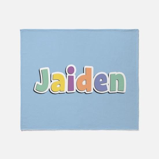 Jaiden Spring14 Throw Blanket