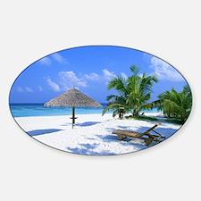 Beach Rest Decal