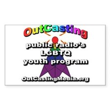 OutCasting - OCMedia Decal