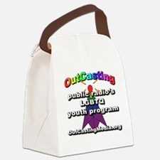 OutCasting - OCMedia Canvas Lunch Bag