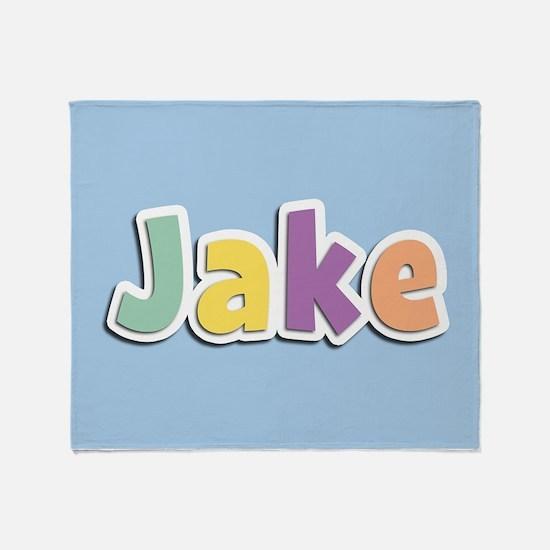 Jake Spring14 Throw Blanket