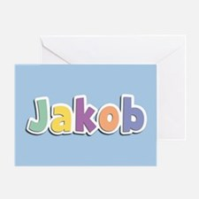Jakob Spring14 Greeting Card