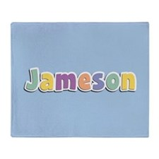Jameson Spring14 Throw Blanket