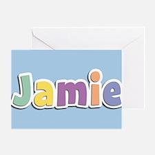 Jamie Spring14 Greeting Card