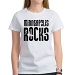 Minneapolis Rocks Women's T-Shirt