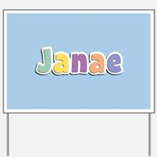 Janae Spring14 Yard Sign