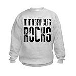 Minneapolis Rocks Kids Sweatshirt