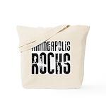 Minneapolis Rocks Tote Bag