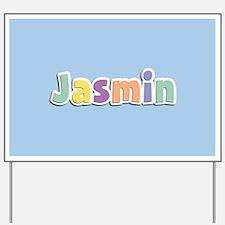 Jasmin Spring14 Yard Sign