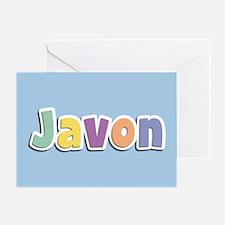Javon Spring14 Greeting Card