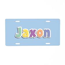 Jaxon Spring14 Aluminum License Plate