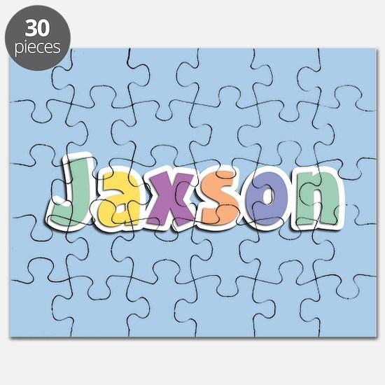 Jaxson Spring14 Puzzle